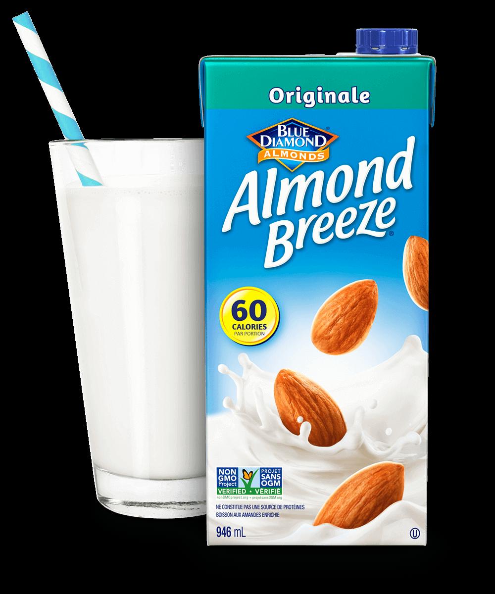 Almond Breeze Longue Conservation Originale