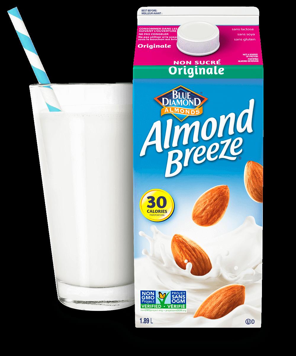 Almond Breeze Originale Non Sucre