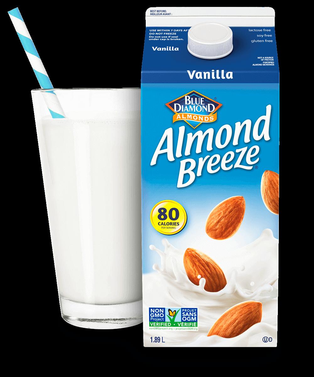 Almond Breeze Refrigerated Vanilla