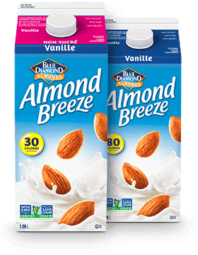 Almond Breeze Vanille