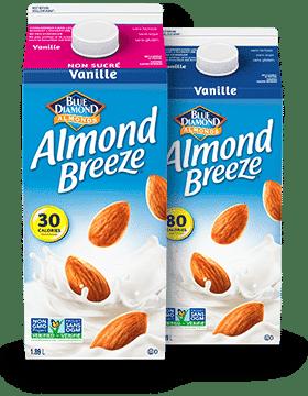 Almond Breeze Vanille