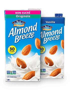 Almond Breeze Longue Conservatin Originale